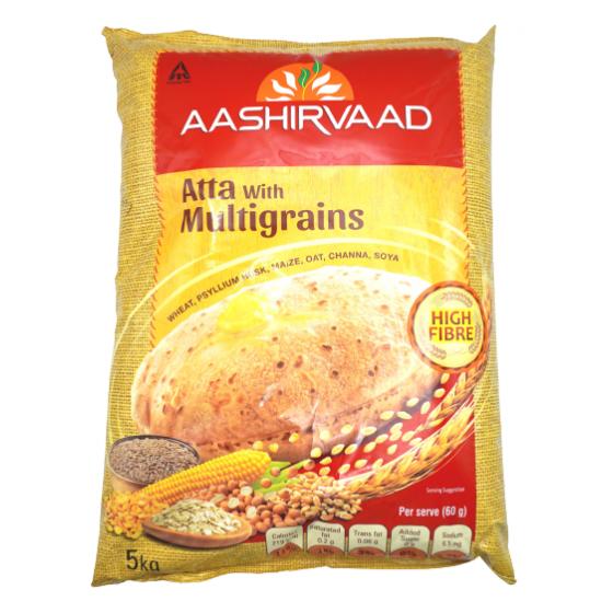 Aashirvaad Multigreen 5 kg