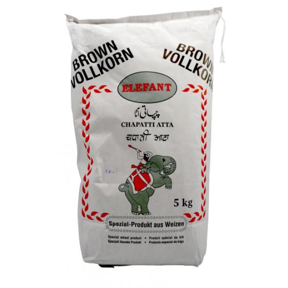Elefant Chapati Atta 5 kg