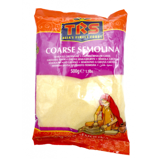 TRS Coarse Semolina 500gm