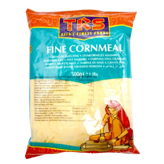 TRS Fine Cornmeal 500 gm