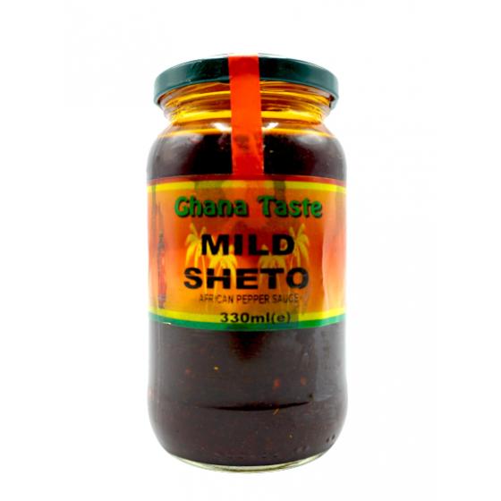 Chana Taste mild Sheto 330ml