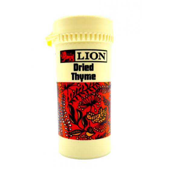 Lion Dried Thyme 10gm
