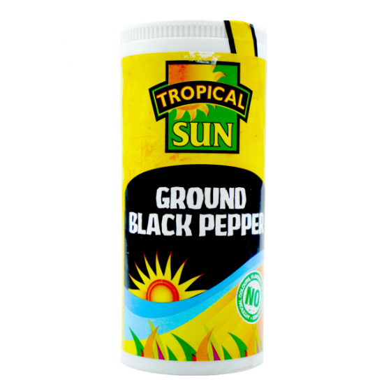 Tropical Sun Ground Black...