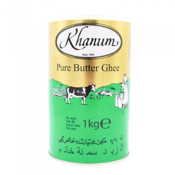 Khanum Pure Butter Ghee 250 Gm