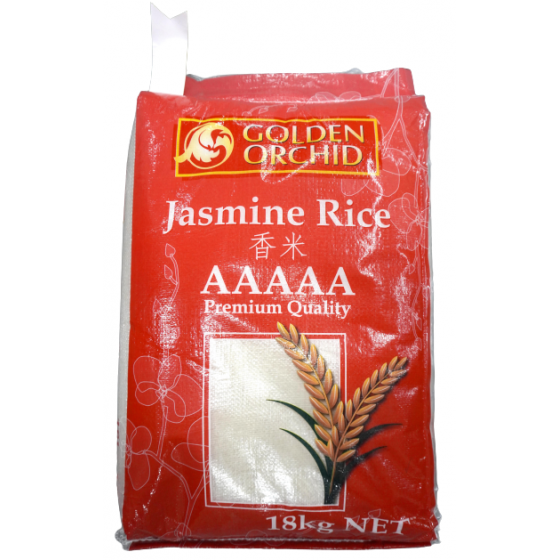 Golden Orchid Jasmine Rice...