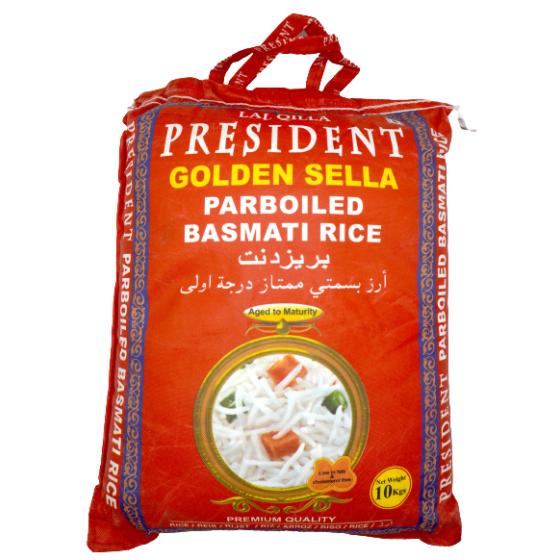 President Golden Sella...