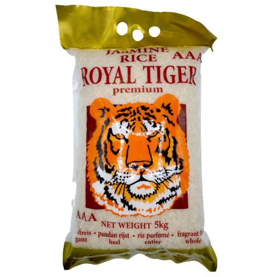 Royal Tiger Premium rice 5 kg