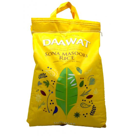 Dawat Sona Masuri Rice 10kg
