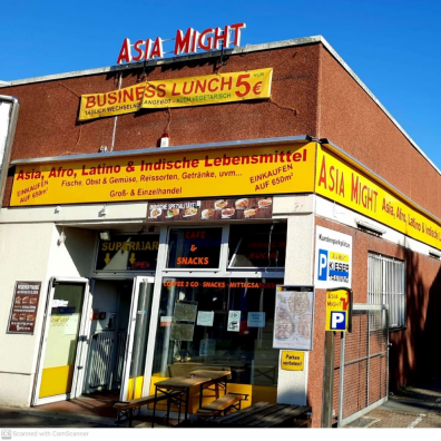 ASIA MIGHT - Market