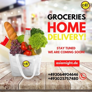 Stay tuned! We are bringing soon the largest range of original Indian, Afro and Latin foods with 100% quality right to your doorstep!  #foodie #getgrocery #grocery #groceries #homedelivery #food #groceriesingermany #germanyfood #Deutschland #healthy #vegan