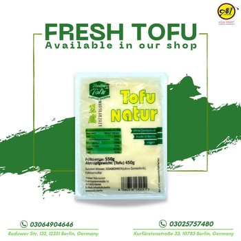 Fresh TOFU available in our shop! Visit our store or Order Online Now 👉https://asiamight.de/en/ OR Call for Order 📞03064904646 📍Rudower Str. 132, 12351 Berlin, Germany  📞03025757480 📍Kurfürstenstraße 33, 10785 Berlin, Germany  Visit us whenever you prefer!   #grocerysgopping #grocery #groceries #getgrocery #africanchili #spicy #bestprice #healthy #food #groceriesingermany #germanyfood #Deutschland #healthy #vegan #afrofood #africaningermany #indianingermany #asianshop #asingrocery #africangrocery #berlinfood #tofu #FreshTofu #vegan